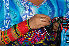Kuna woman
