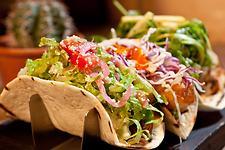 Food Photography: Southwestern Tacos